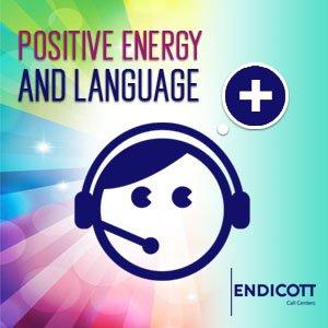 Positive energy and language