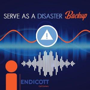 Serve as disaster backup.