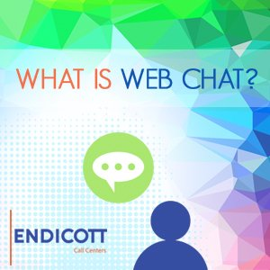 What is web chat?
