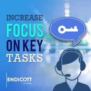 Increase Focus on Key Tasks