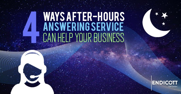 4 Ways an After Hours Answering Service Can Help Your Business