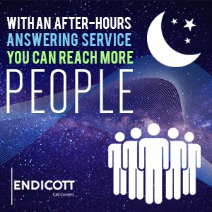 With an after-hours answering service, you can reach more people