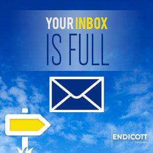 Your inbox is full