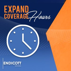 Expand Coverage Hours