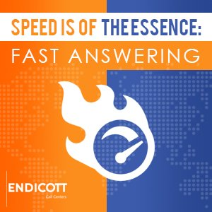 Speed is of the Essence: Fast Answering