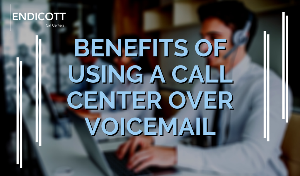 Call Center Over Voicemail