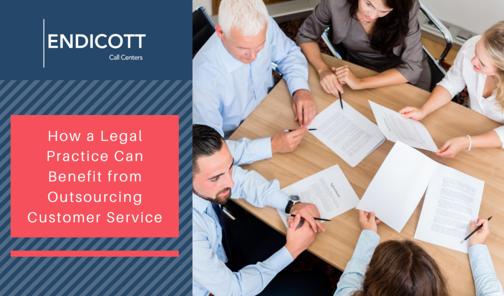 Legal Practice Outsource Customer Service