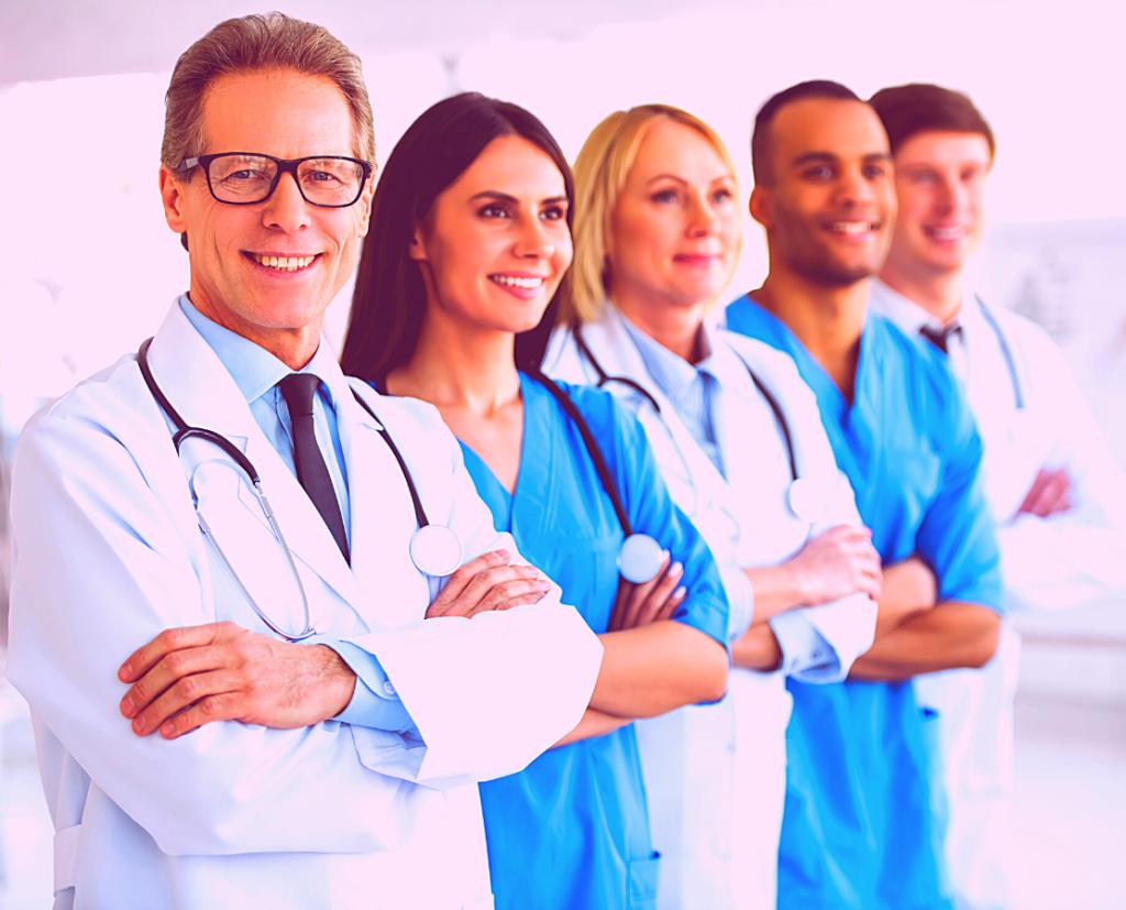 Medical Professional choose Endicott Call Centers