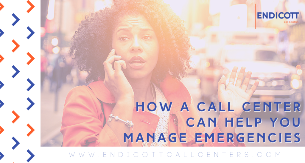 Manage Emergencies with a Call Center