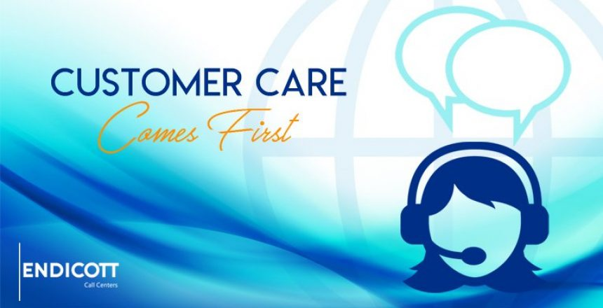 customer care comes first